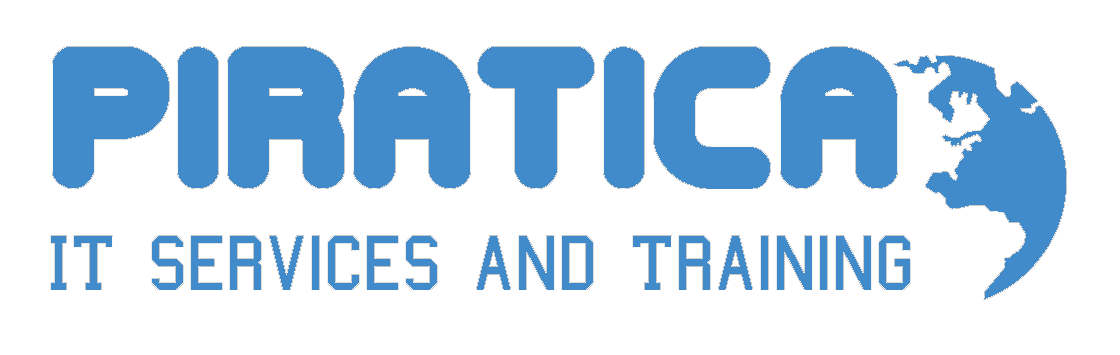 piratica it services and training logo